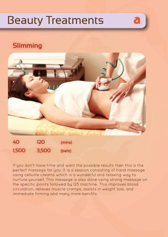 slimming spa bangkok mancare pentru dieta de slabit